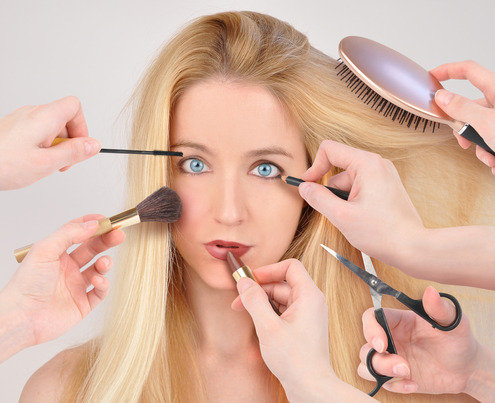 The Beauty Industry