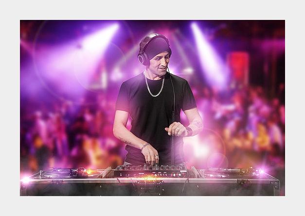 DJ in the Club
