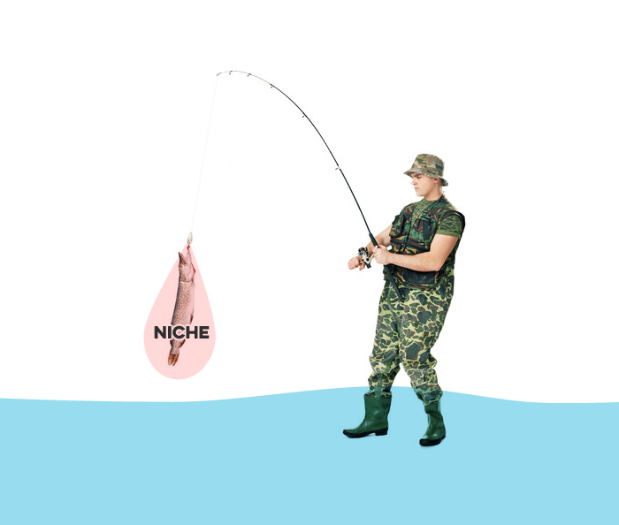 Fishing for a Niche