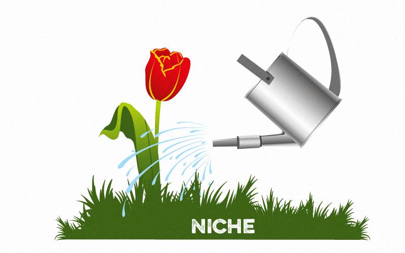 The Gardening Niche